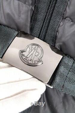 1950$ Moncler Nantes Fur Real Long Womens Down Jacket Puffer Coat Certilogo 1/s