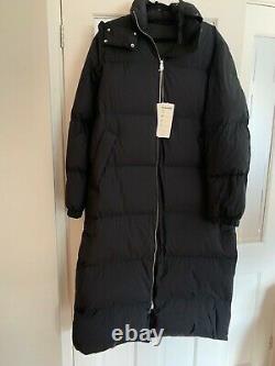 Arket Long Down Puffer Coat (BNWT) Size M