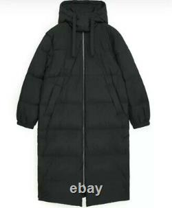 Arket Long Puffer Coat