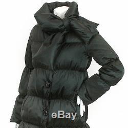 Auth Kate Spade New York Down Long Coat Black Size S WOMEN 90065552