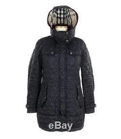 Burberry Brit Finsbridge Belted Long Quilted Coat S, M, L, XL