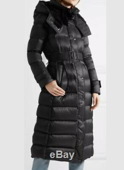 Burberry KANEFIELD long Length Puffer Padded Coat. Sz Large. £1200. New With Tags