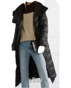 Burberry KANEFIELD long Length Puffer Padded Coat. XS(uk 6-8)£1200. New With Tags