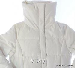 Calvin Klein Women's XS Long Quilted Down Puffer Coat Heavy Warm Winter Jacket