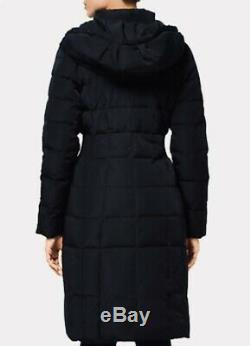Cole Haan signature long coat down puffer Size Large MSRP $280 NWOT NEW
