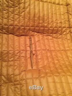 Eileen Fisher $518 Quilted Womens Long Coat 3X