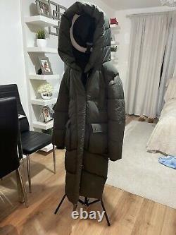 Emma Willis Long Padded Coat