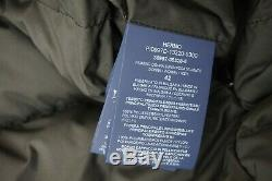 Herno Detachable Fur-Lined Long Black Down Women's Parka Size 42 IT / 6 US