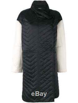 ISABEL MARANT Quilted Silk Long Parisian Coat Brand New NET A PORTER