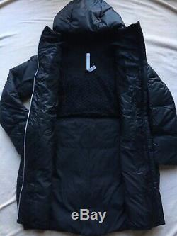 LULULEMON CLOUDSCAPE Long Jacket Coat Black NEW 6 NWT