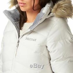 MARMOT Women's Montreal Coat DOWN LONG OFF-WHITE 2X-LARGE