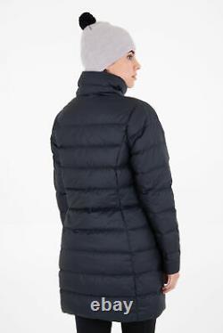 Macpac Women's Demi Down Coat Black Size 10 (114740-BLK00-10)