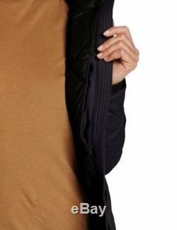 Marmot Womens Chelsea Down Long Jacket Coat Black Xs