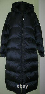 Max Mara Seip The Cube women's down oversize coat, size M