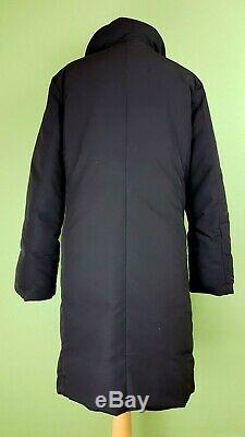 Max Mara Womens Coat Long Padded Jacket Down Filled Size UK 12 RRP £690 Winter