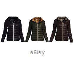 Mk Michael Kors Jacket Coat Puffer Packable Down Women Quilted Short Winter Wear