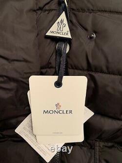 Moncler Khloe Ladies Long Down Puffer Coat Size 00 Condition Brand New