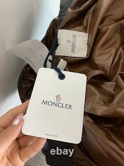 Moncler Moka Navy Coat size 3 Original Price $1799 Size S/M