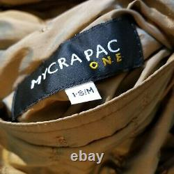 Mycra Pac Copper Lightweight Quilted Dream Puff Reversible Coat 1=S/M NWT