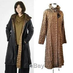 Mycra Pac Copper Quilted Dream Puff Reversible Coat 1-s/m Transitional $425