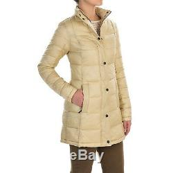 NEW Barbour Clyde Long Quilted Coat Jacket US Size 14 UK Size 18