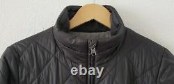 NEW Patagonia Radalie Insulated Parka Puffer Coat Women's Medium Charcoal Gray