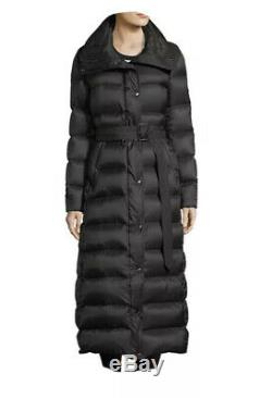 NEW+TAGS. Burberry KANEFIELD long Length Puffer Padded Coat. Sz S(uk 10)£1200+