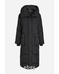 NEXT Emma Willis Black Duvet Padded Quilted Wadded Puffer Coat 6 BNWT SOLD OUT