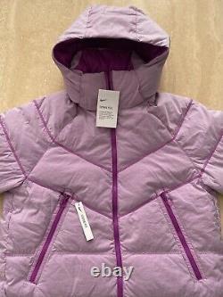 NIKE SPORTSWEAR DOWN FILL CITY READY Womens Parka JACKET COAT NEW WITH TAGS XL
