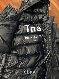 NWOT Aritzia Original TNA The Super Puff Long Coat Size XXS