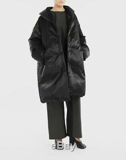 NWT MAISON MARGIELA Padded Coat S32AA0153S49900 46 Black RP $1395