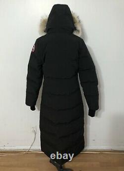 NWT Women's CANADA GOOSE Mystique Parka Style # 3035L, Small, Black