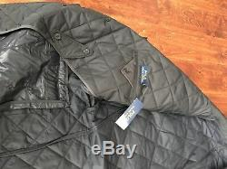 Nwt $295 Polo Ralph Lauren Black Jacket Sz XL