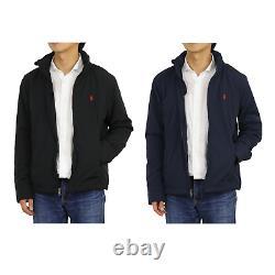 Polo Ralph Lauren Zip-up Perry Wind Breaker Jacket Coat - 2 colors