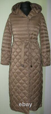 S Max Mara Trefl Quilted Coat size IT 42, UK 10, USA 8