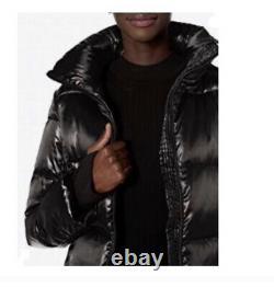SAM. (S13) Gramercy Coat in Jet Black. NWT. Size Small. Retail- $265