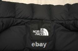 THE NORTH FACE LHOTSE DUSTER DOWN insulated NUPTSE PUFFER COAT S M
