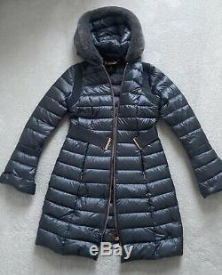 Ted Baker Yandle Long Down Coat, Size 1