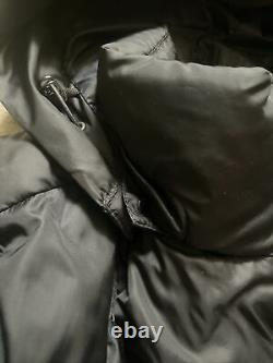 The North Face Metropolis Parka 2 Coat 550 Goose Down Size L Black