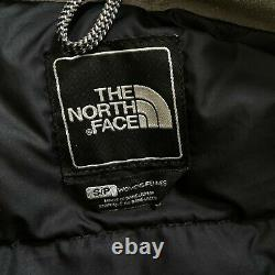 The North Face Women size S Long Puffer Parka Coat Jacket goose down ag540260
