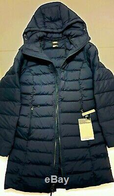 The North Face Womens Stretch Down Parka Navy Blue Brand New with tags