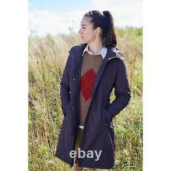 Toggi Ainderby Longline Ladies Country Coat Light Padded Taped Walking Jacket
