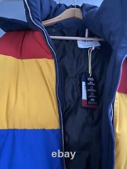 Tommy Hilfiger Oversized Long Puffa Coat Size S