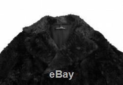 Tricot COMME des GARCONS Fake Far Long Coat Size S-M(K-69253)