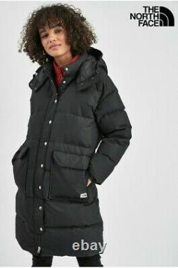 Women's North Face Sierra Down Long Coat Jacket Size Small Brand New with Tag