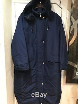 Women's Outerwear Winter Church Women's Parka Down fill long Coat plus 3X4X5X 6X
